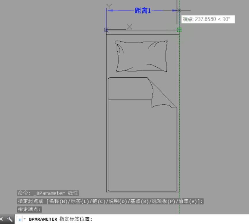 CAD如何创建动态块(超详细的动态块创建方法)