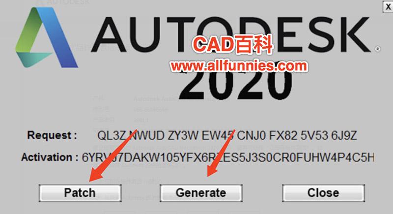 AutoCAD机械版(2018/2019/2020)系列安装激活图文教程