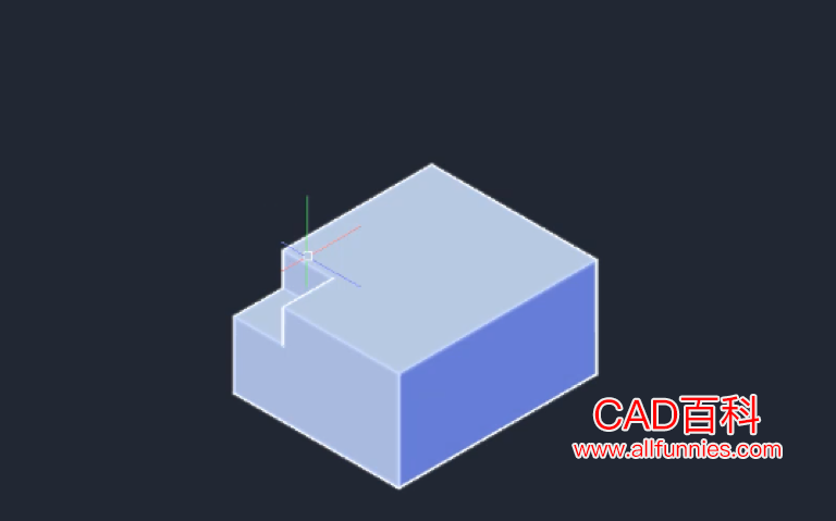 CAD布尔运算怎么用(使用布尔运算求得并集、交集和差集的方法)
