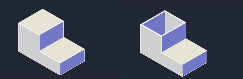 CAD如何编辑三维实体的面、边、体