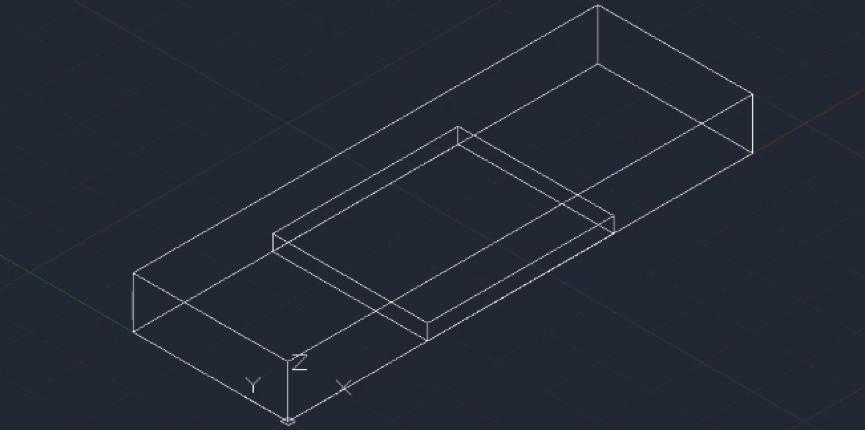 CAD创建三维机械实体模型的方法