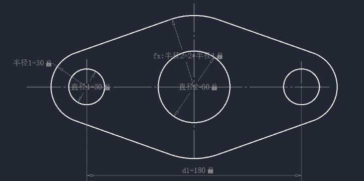 CAD标注约束快捷键(怎么添加标注约束)