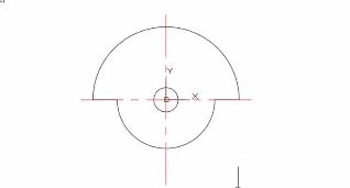 CAD对象捕捉快捷键(教你圆形插板怎么做)