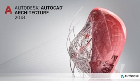 Autocad architecture 2018中文破解版32位/64位下载(含注册机)