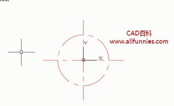 CAD布尔运算快捷键命令(并集、交集和差集)与垫片绘制