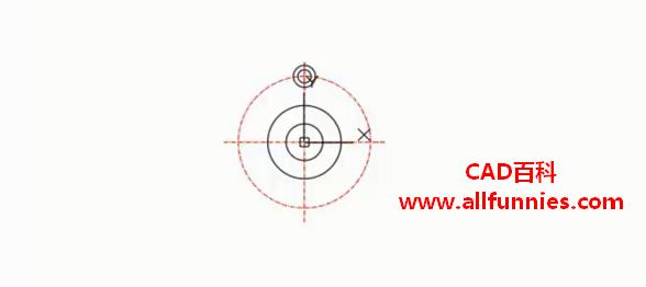 CAD阵列快捷键命令(教你如何绘制星形轮架)