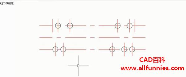 CAD复制、选择对象、对象编辑快捷键命令(教你如何绘制弹簧)