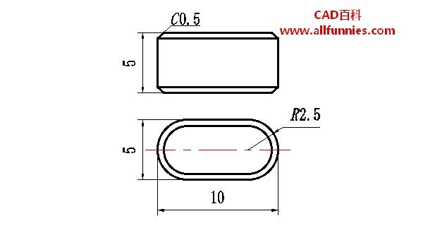 CAD分解命令快捷键(教你如何绘制槽轮)