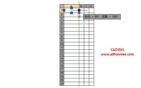 CAD表格创建命令(怎么创建表格)