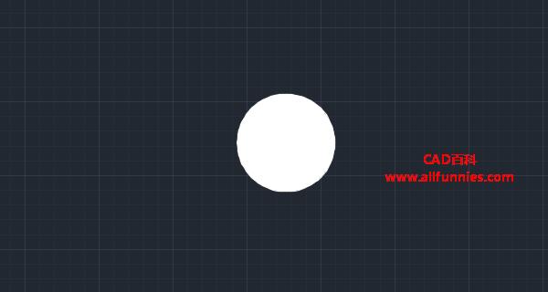 CAD图案填充、圆环命令快捷键(教你如何画钢筋圆点)
