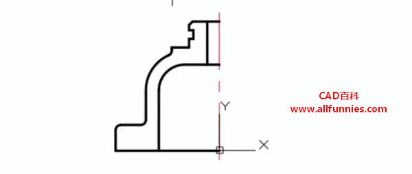 CAD如何绘制溢流阀上盖的平面图
