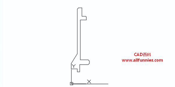 CAD旋转网格命令快捷键(怎么绘制挡盖)