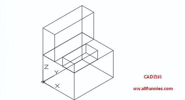 CAD长方体创建命令快捷键(长方体怎么画)