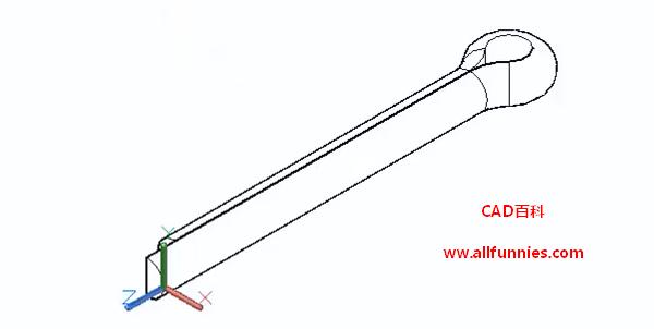 CAD扫掠快捷键命令(扫掠怎么操作)