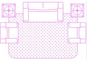 CAD如何创建区域覆盖