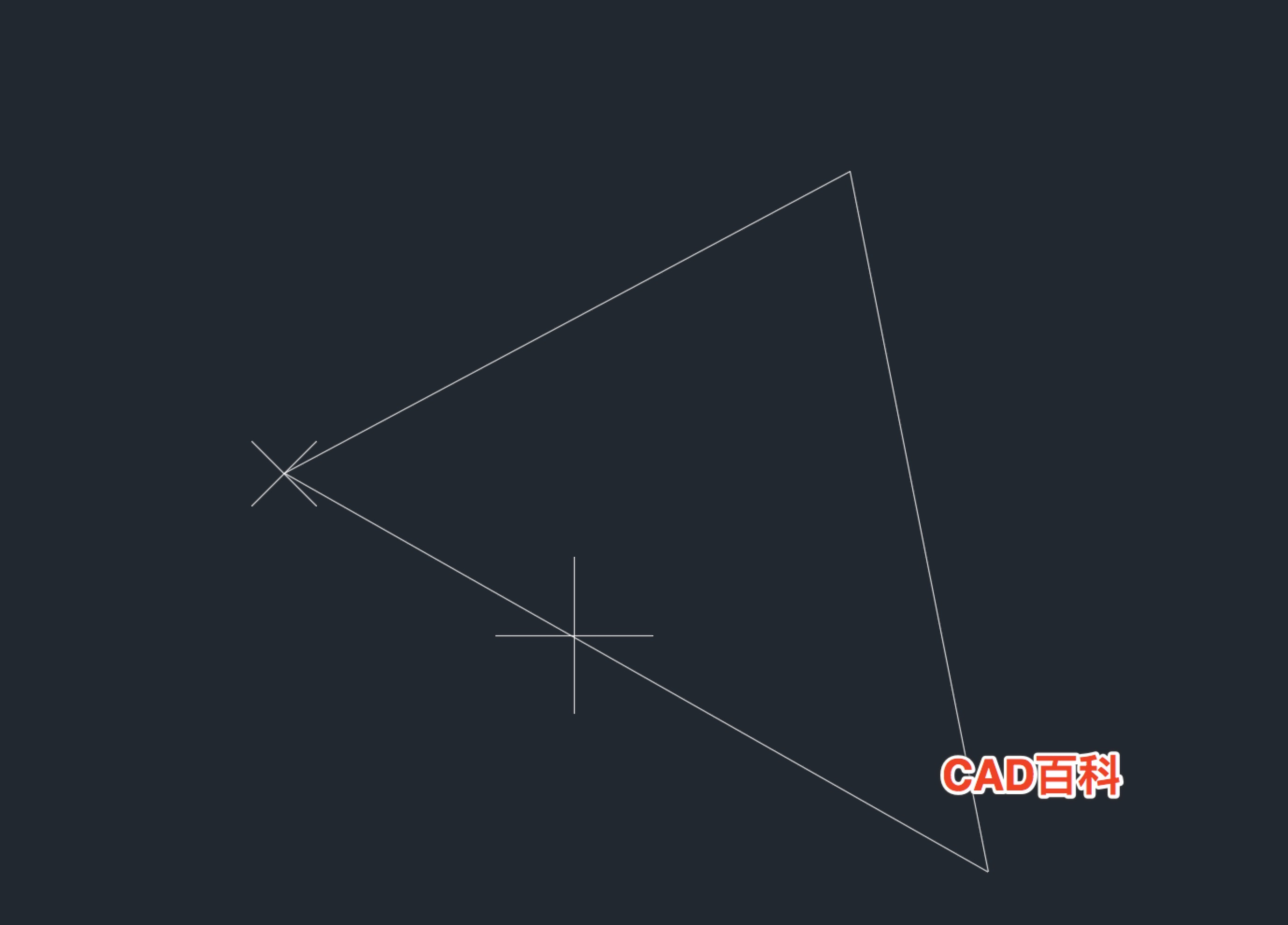 CAD多段线增加节点(在一条线上增加节点的方法)
