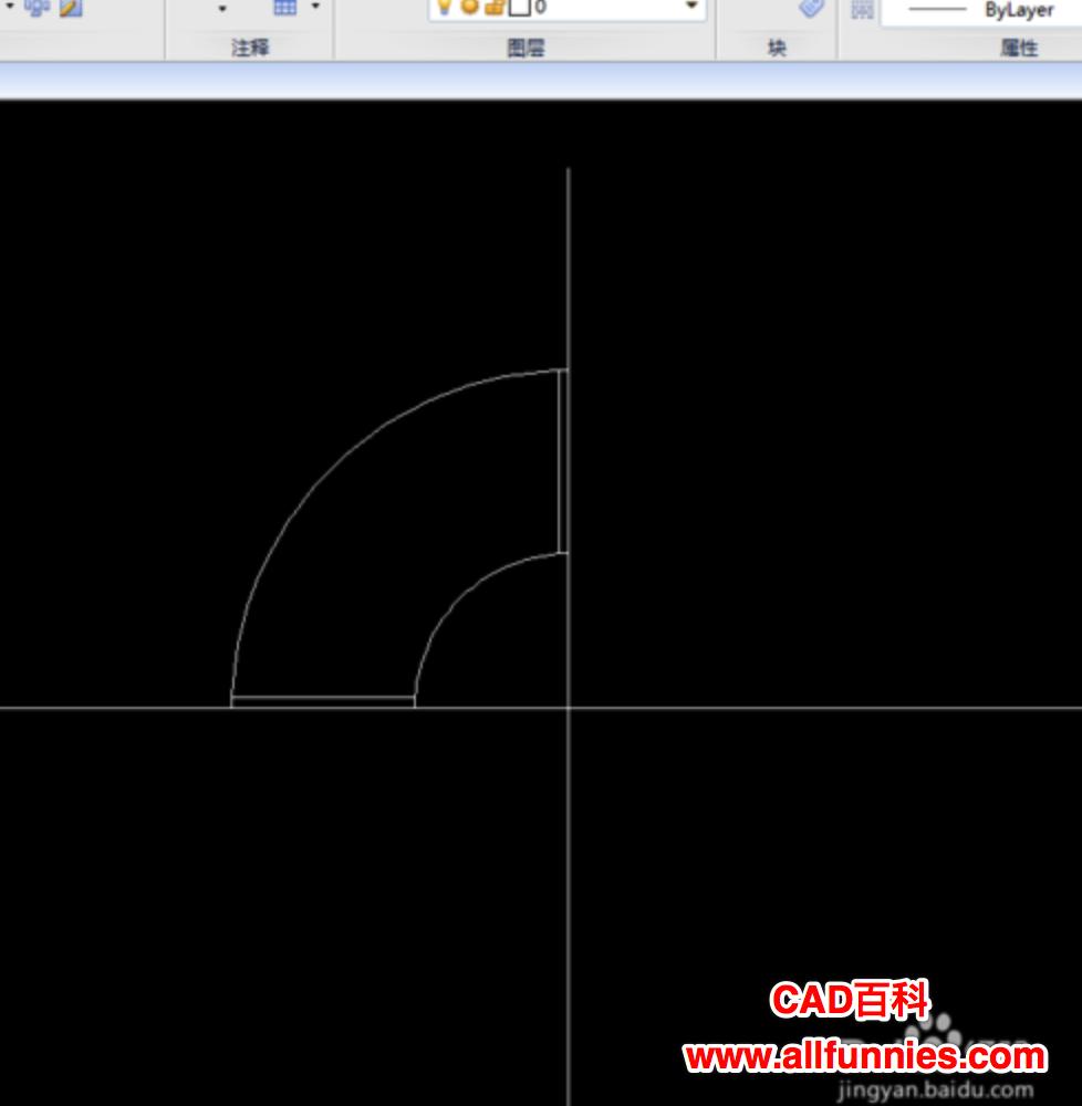 CAD怎么画弯头(弯头或弯头管道的2种常用画法)