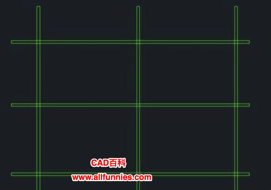 CAD绘制的多段线变成空心怎么办?