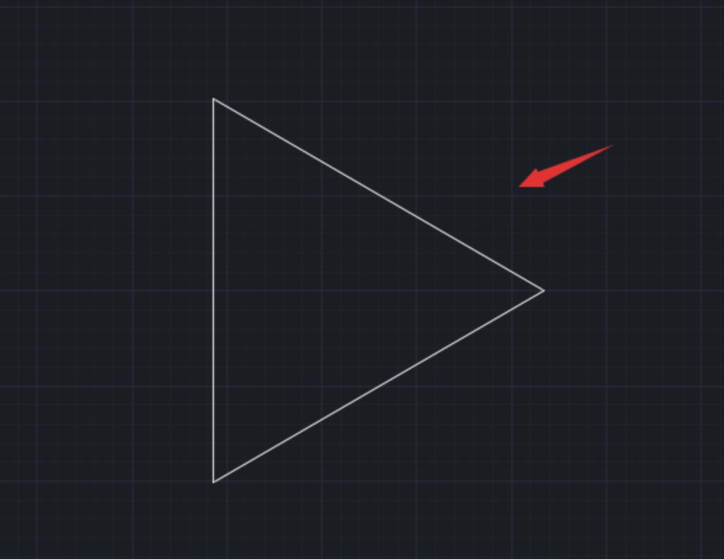 CAD等边三角形怎么画,如何快速在CAD中画出等边三角形