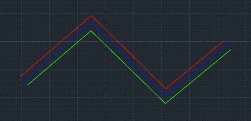 CAD多线命令快捷键,如何使用多线命令