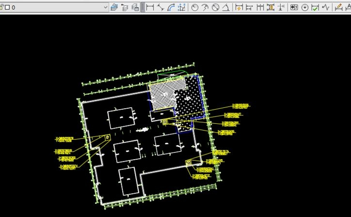 CAD如何显示或调出隐藏图层