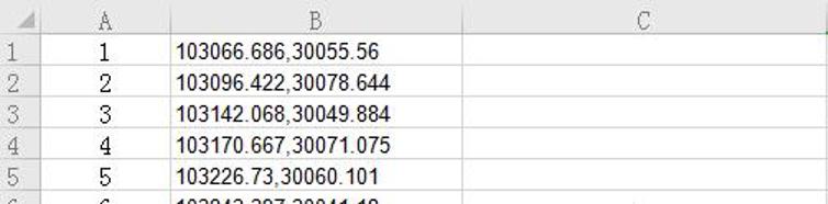 如何利用Excel在CAD批量绘制圆