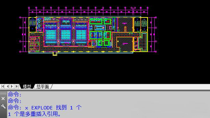 CAD图形无法分解怎么办,是什么原因?