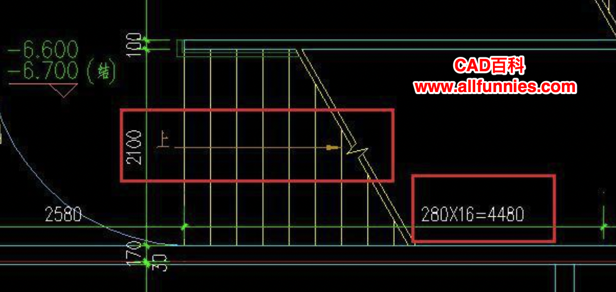 如何用天正建筑画楼梯详图(平面图、剖面图和节点详图)