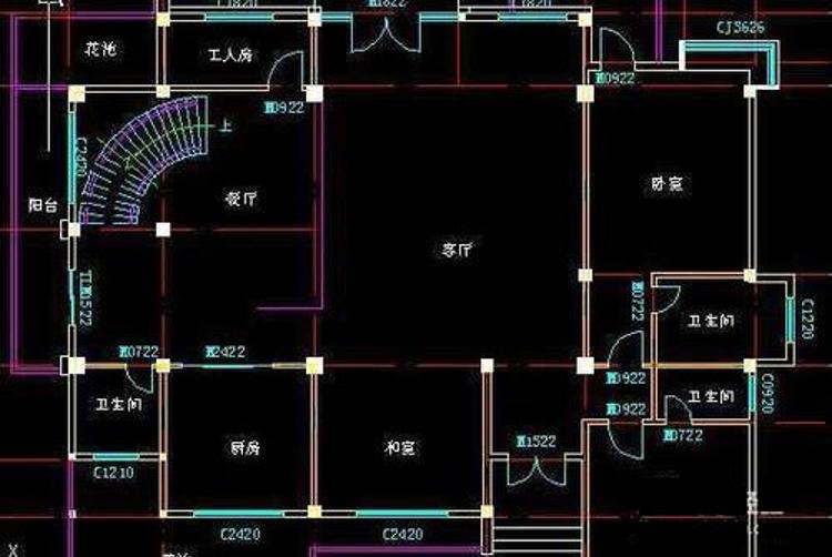 CAD怎么画墙体,绘制墙体的所有步骤有哪些?