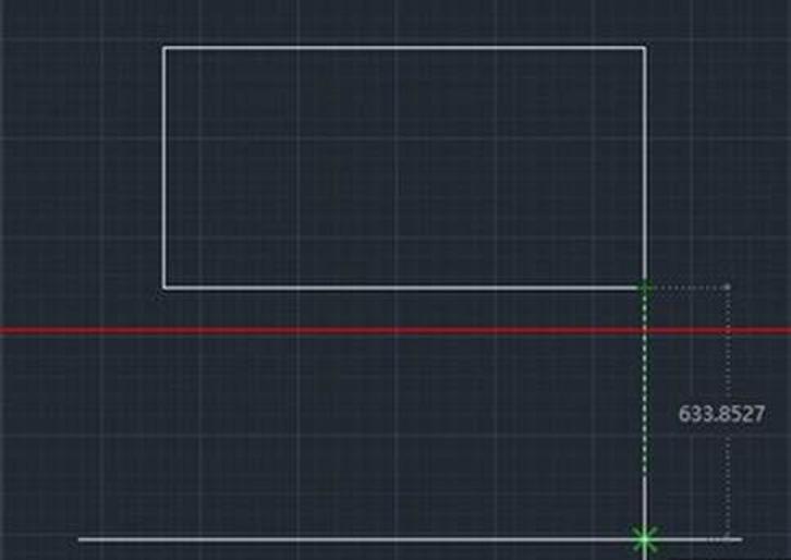 CAD如何测量距离和面积,快捷键是什么?