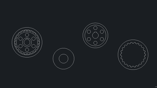 CAD齿轮零件图怎么画?超详细的立体齿轮绘制教程