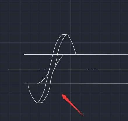 CAD螺杆怎么画(教你简单几步绘制螺杆)