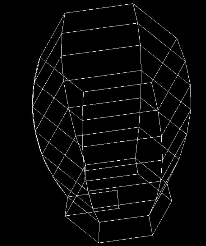CAD旋转网格操作