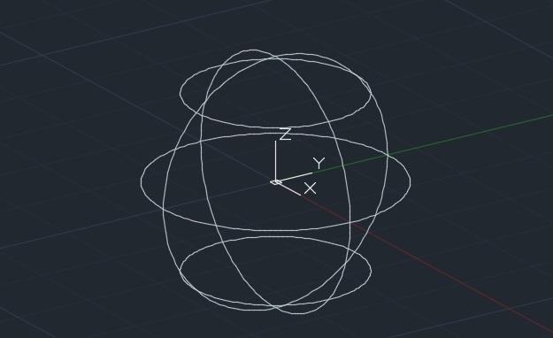 CAD三维球体怎么画,步骤有哪些?
