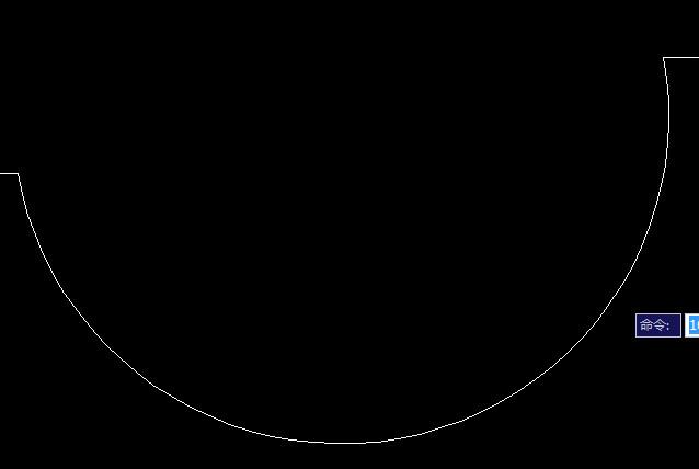 CAD中的直线和圆弧如何转换为多段线?