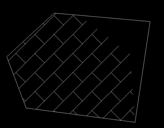 中望CAD如何改变图形填充?