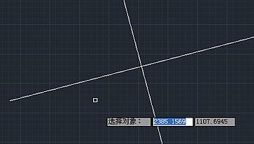 中望CAD绘制垂直线的三种技巧