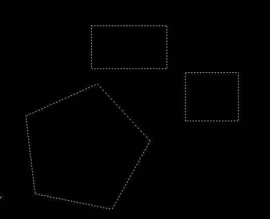 中望CAD如何使用快捷命令恢复选择