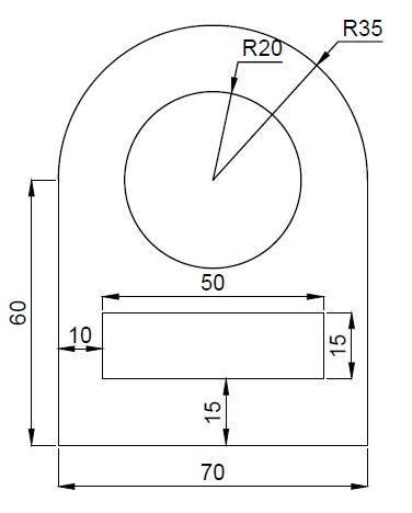 【21天学会AutoCAD】第3天 修剪(TRIM)和圆(CIRCLE)命令的使用