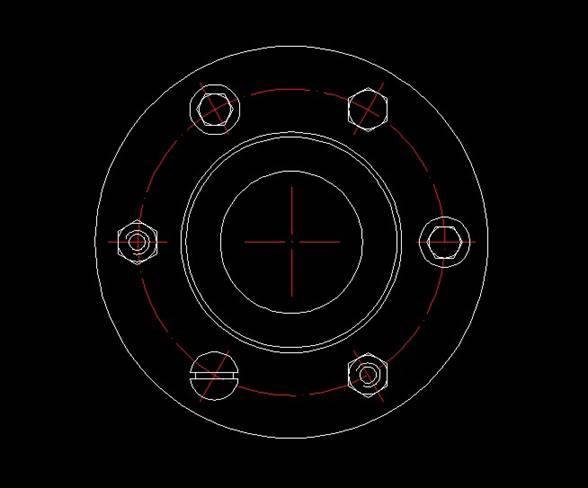 CAD如何使用设计中心插入块