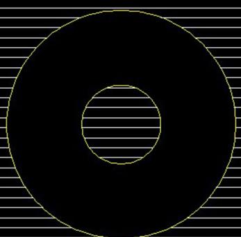 CAD快速修剪多条线的方法