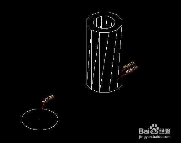 CAD怎么画三维图演示?