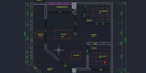 CAD地面铺装图怎么画