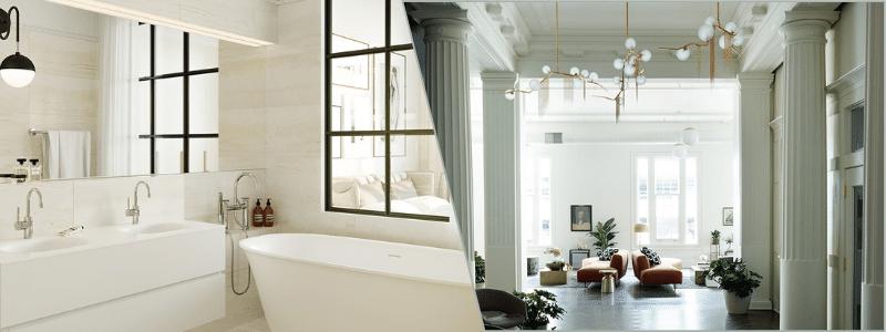 使用3D家居设计服务时需要考虑的事项